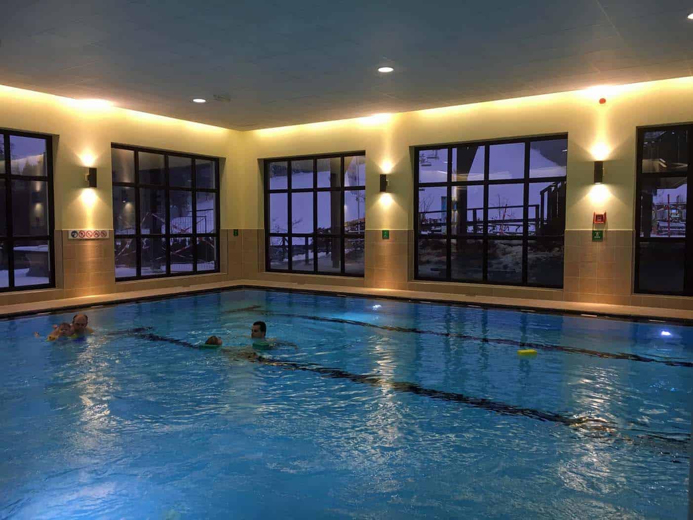Landal winterberg zwembad