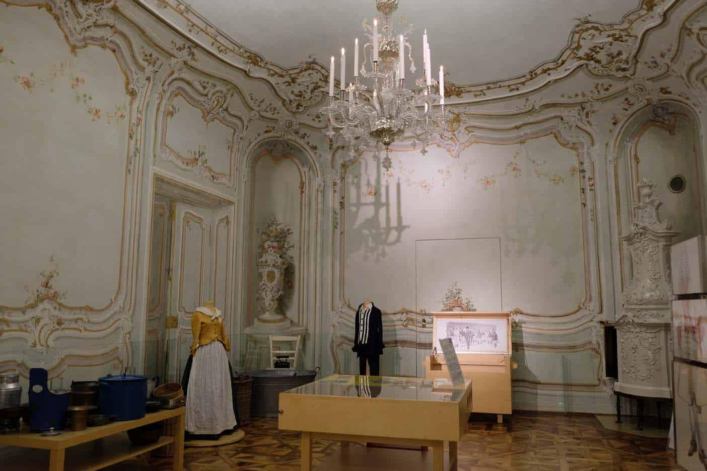 Schonbrunn kindermuseum