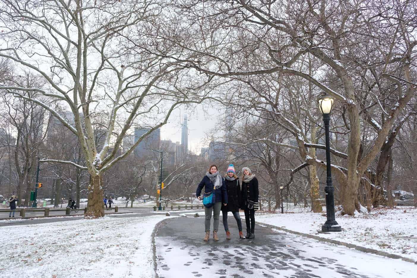 sneeuw new york