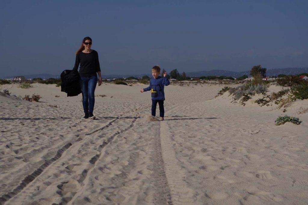 Algarve met kinderen Tavira 7
