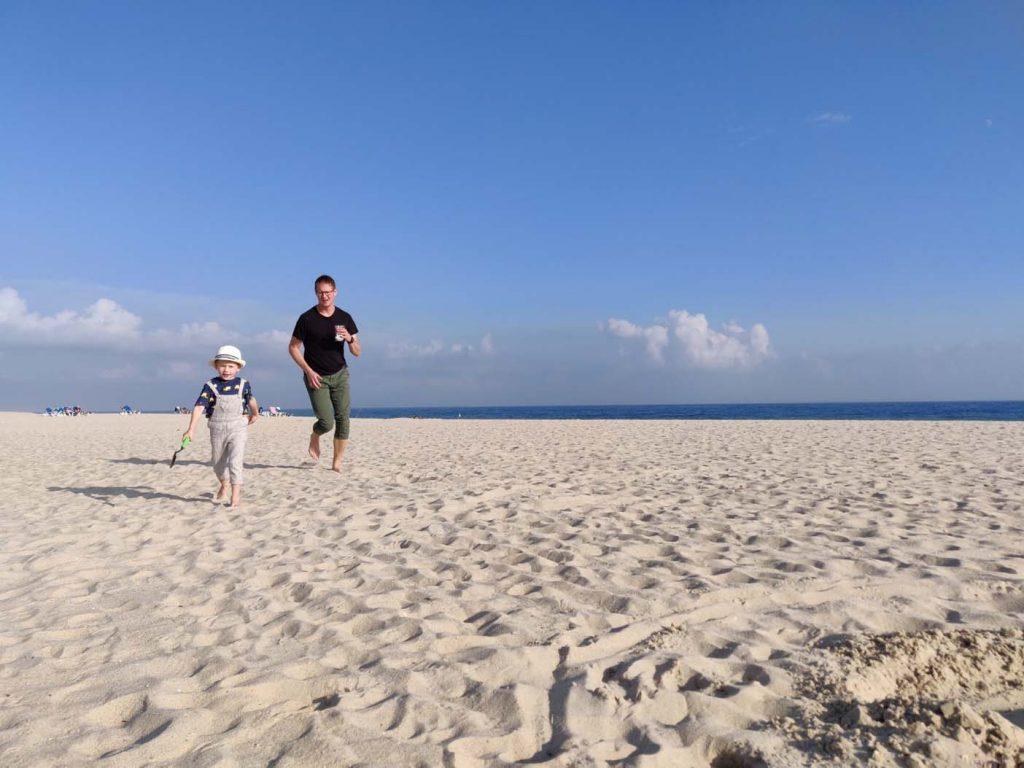 Algarve met kinderen Barril Beach 4