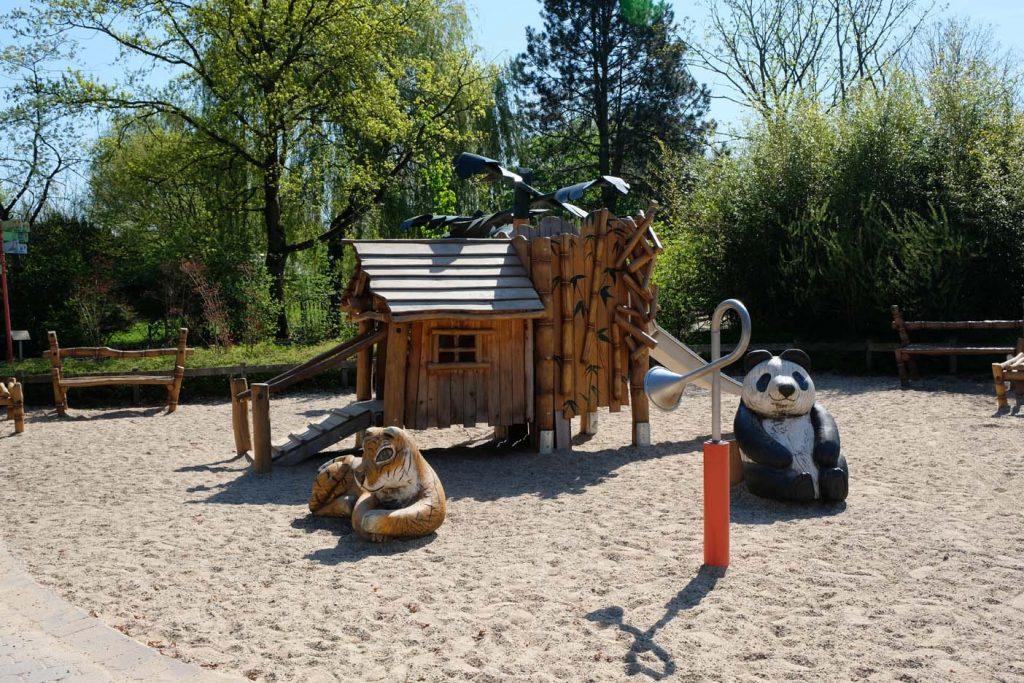 dierentuin duitsland over de grens munster