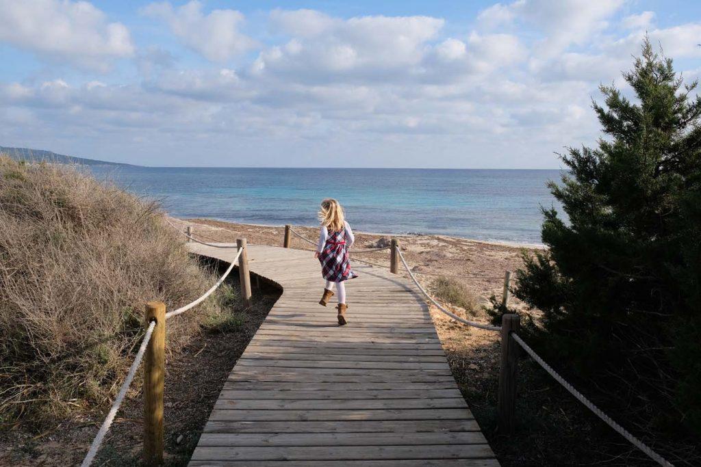 Formentera Migjorn strand