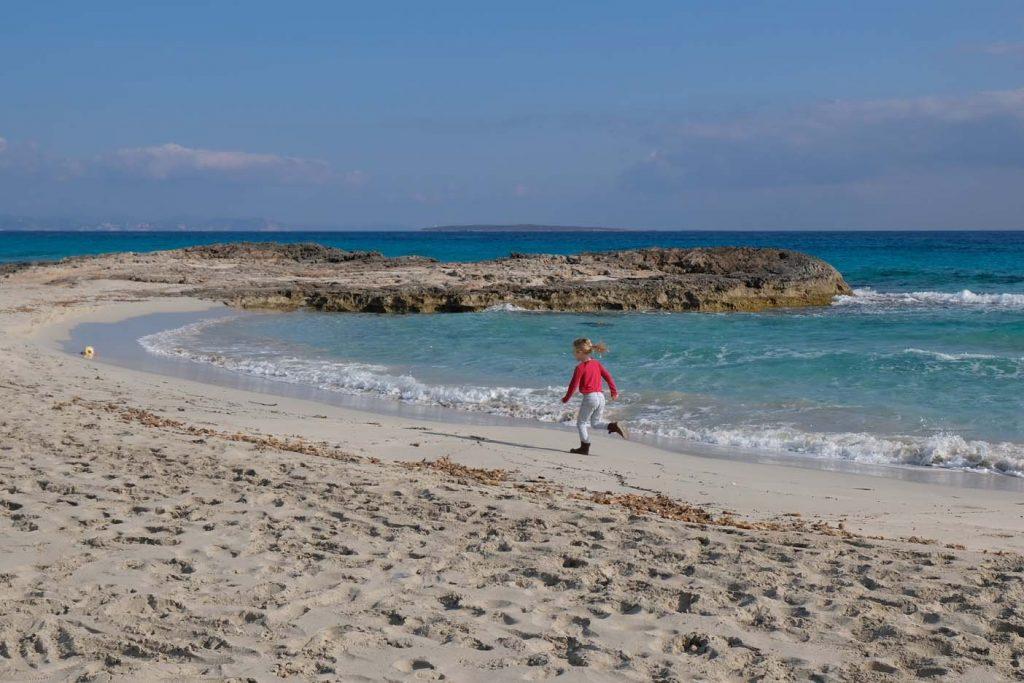formentera platja de llevant