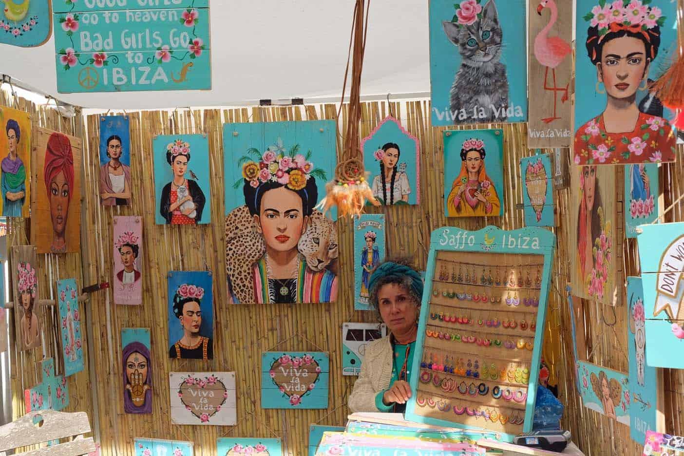 ibiza san juan hippie markt
