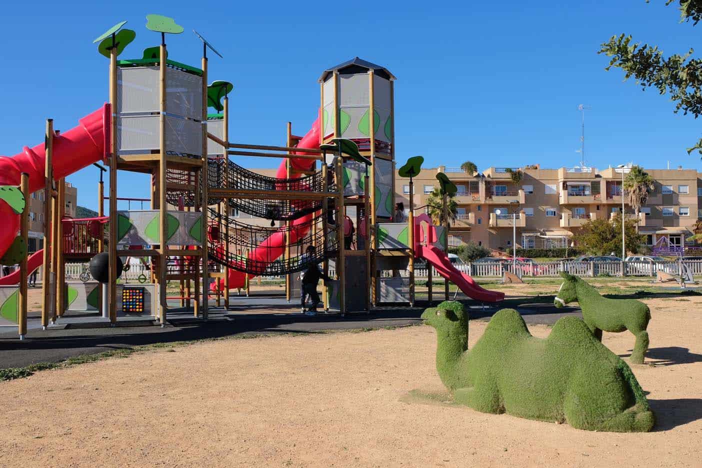 speeltuin ibiza