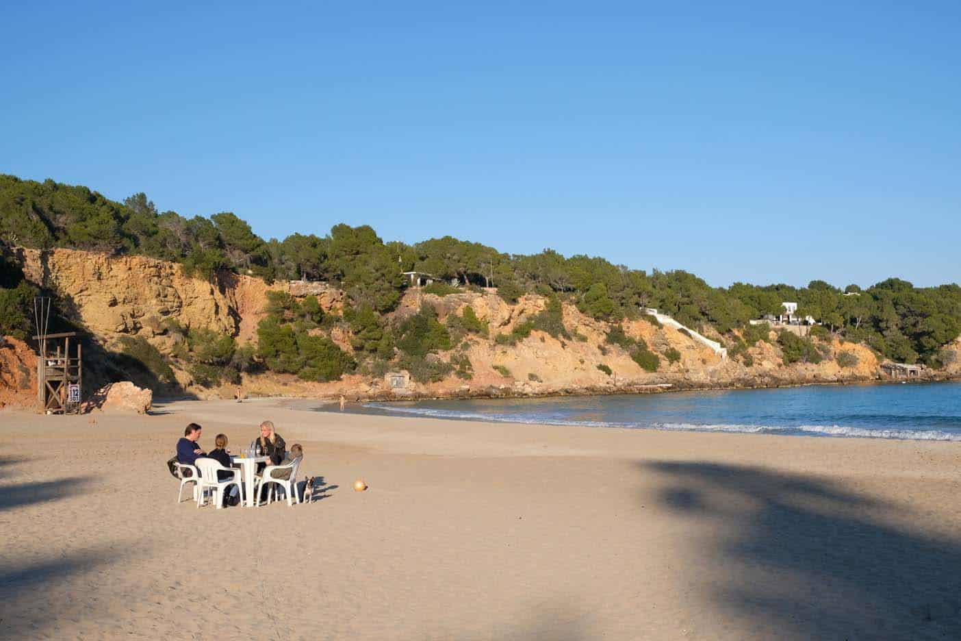 ibiza strand kindvriendelijk