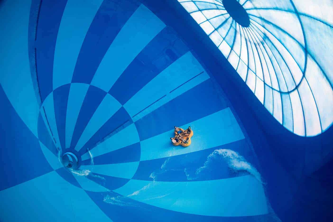 Vakantiepark Met Subtropisch Zwembad En Indoor Speeltuin In