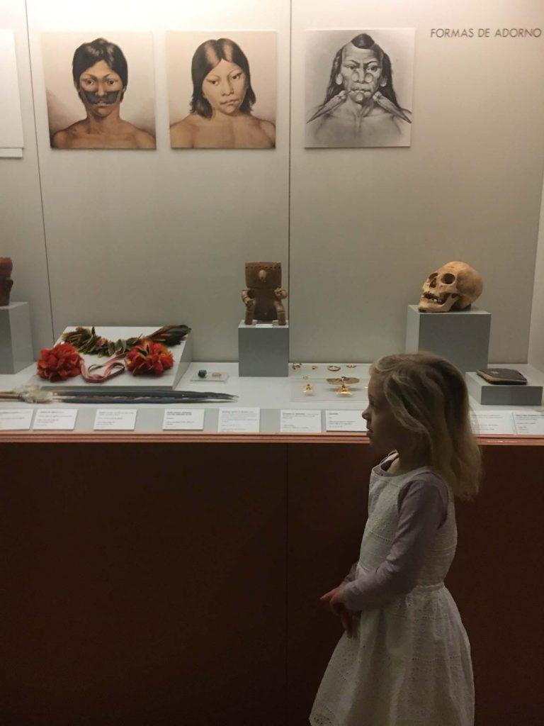 madrid met kinderen museum amerika's