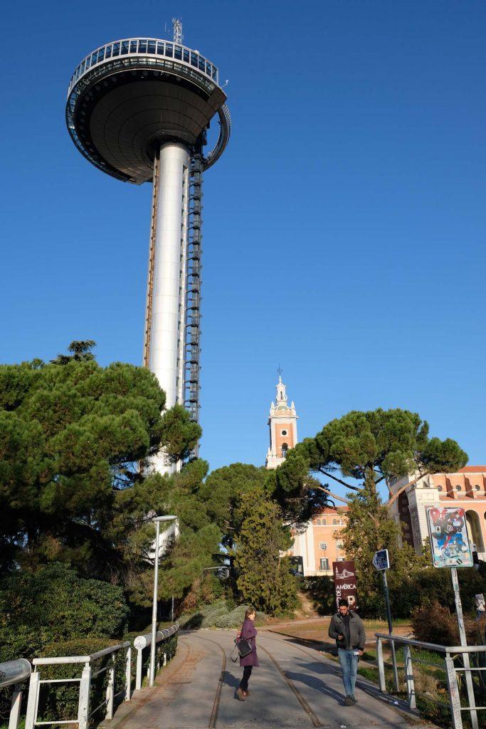 Uitkijktoren Faro de Moncloa