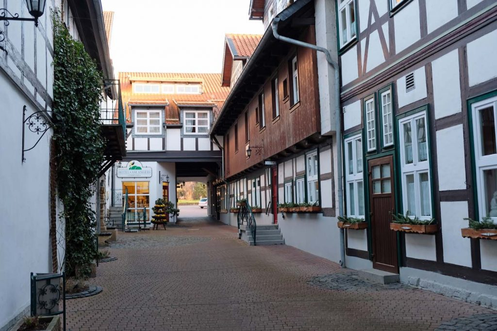 werningerode hotel am anger