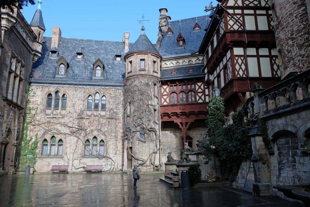 Werningerode kasteel
