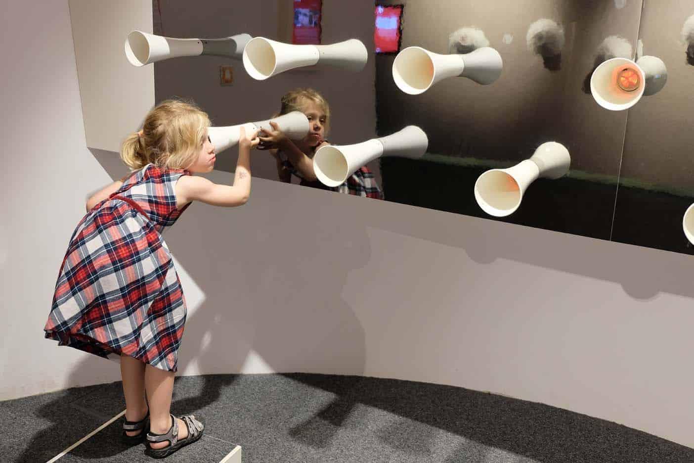 audioversium science museum