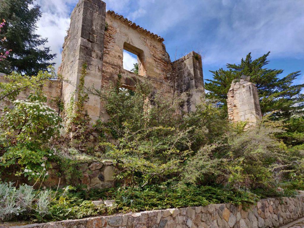 catalonie met kinderen poblet klooster