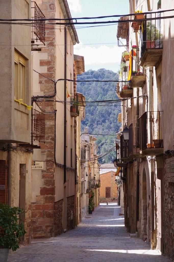 catalonie met kinderen prades