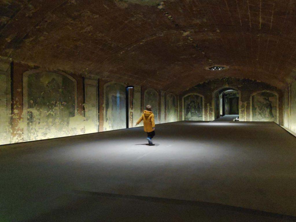 crypte van Boulogne-sur-Mer