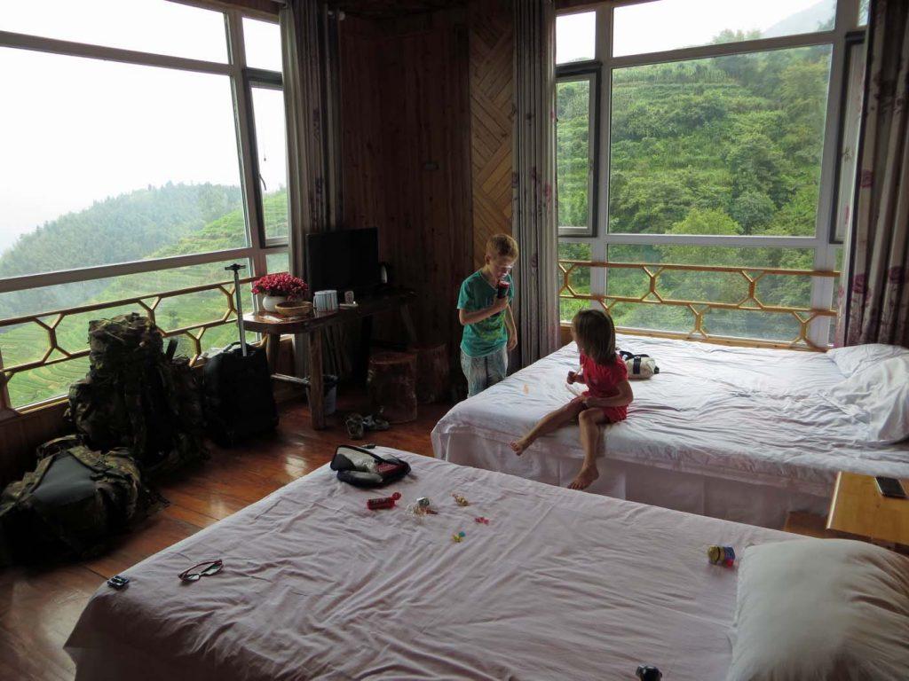 ping'an kindvriendelijk hotel