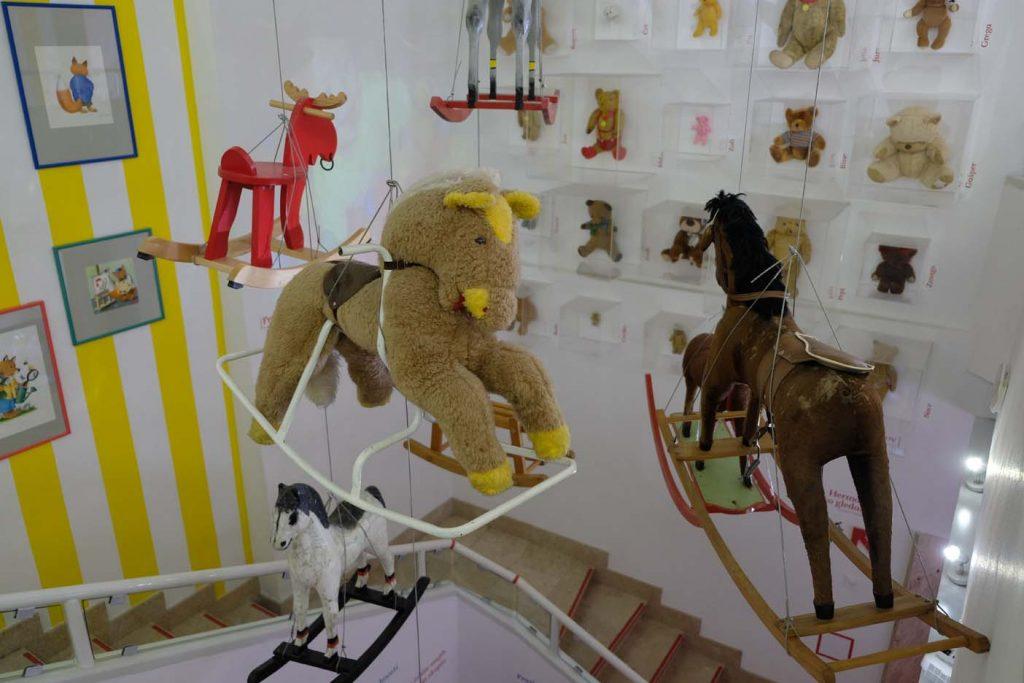 kindermuseum Herman's Den slovenie Celje