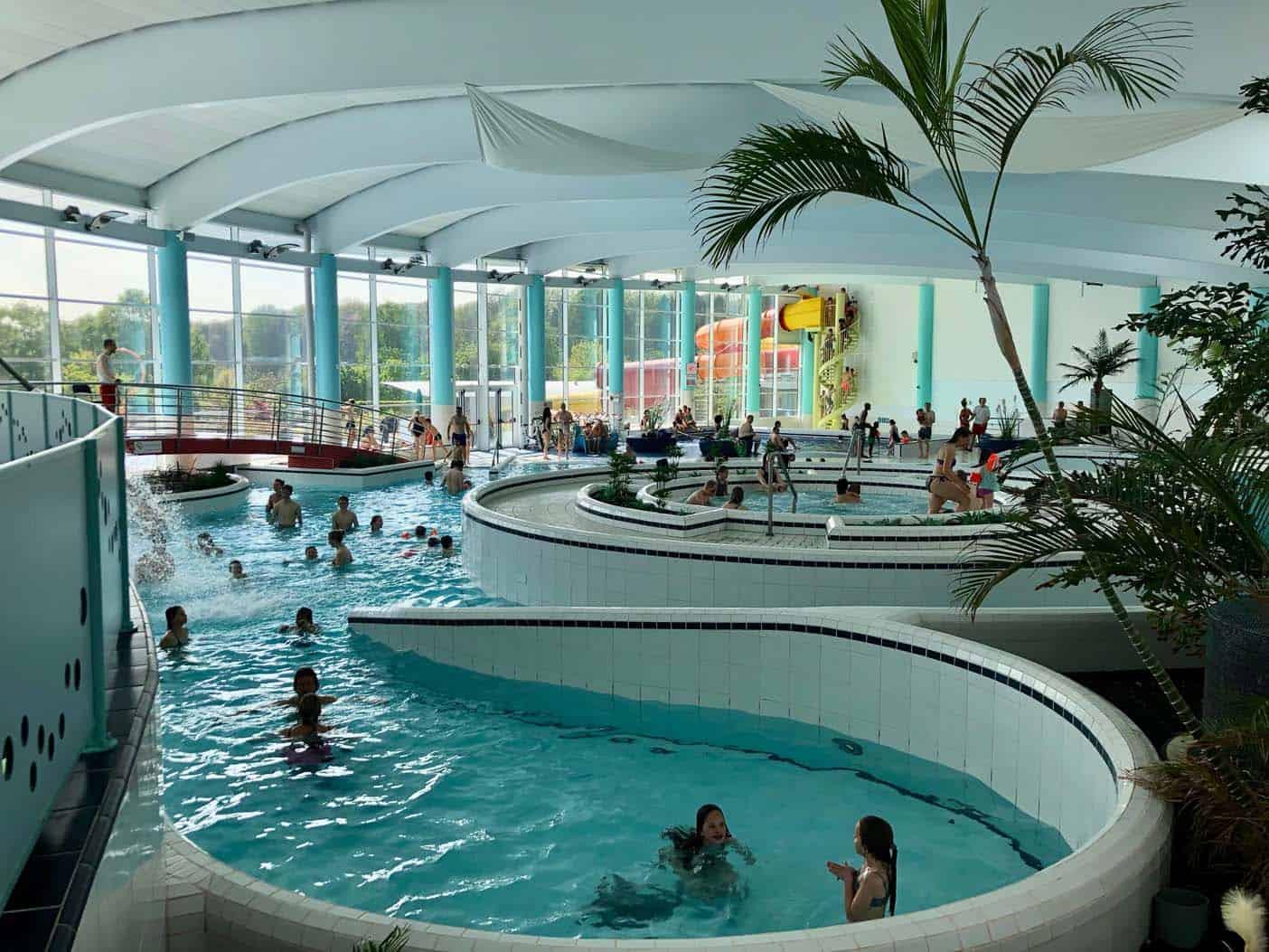 Zwemmen Landal Village L'Eau d'Heure