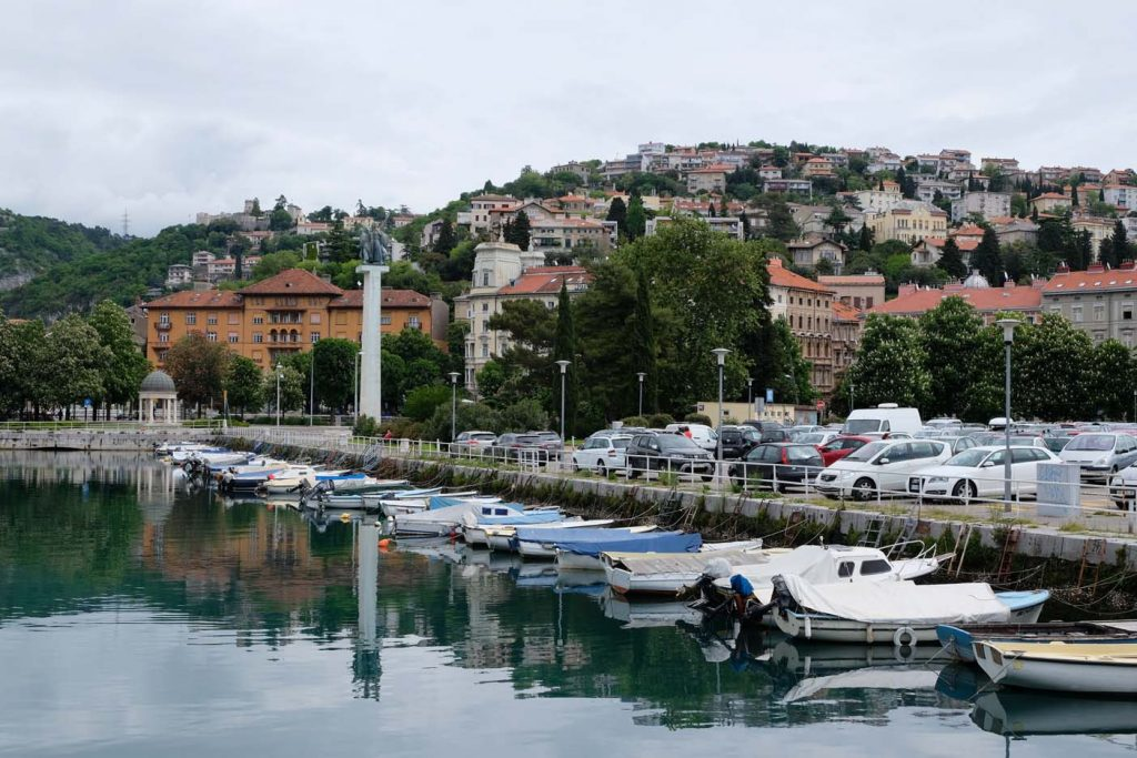 Rijeka bezienswaardigheden