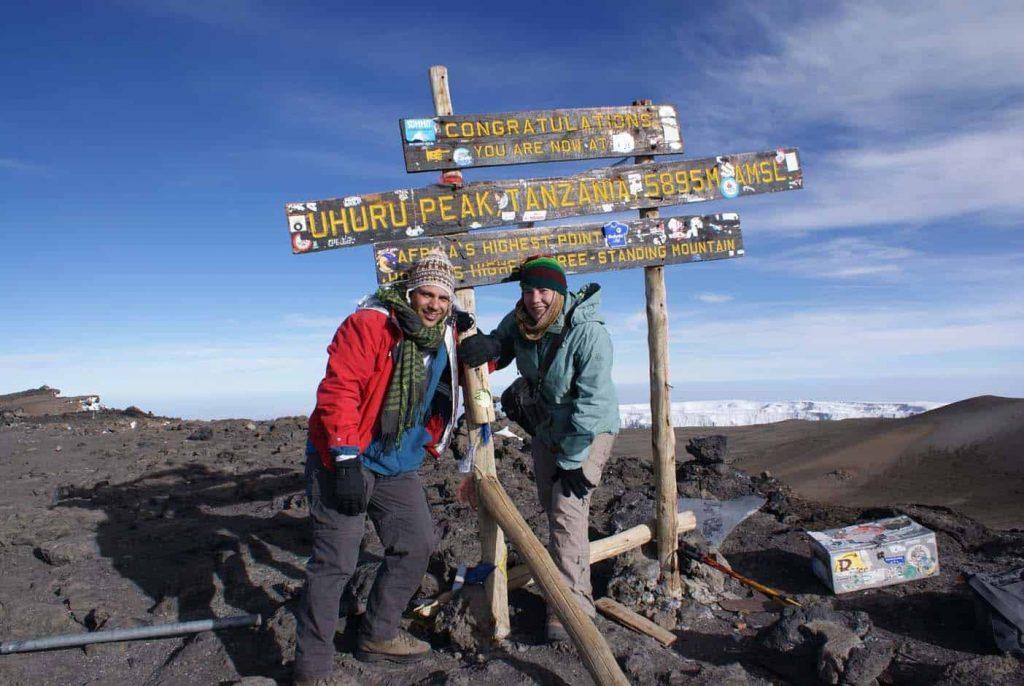 Tanzania nationale parken kilimanjaro