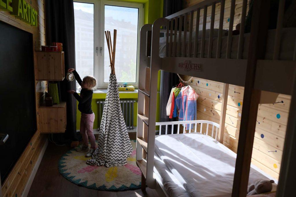 Dusseldorf met kinderen hotel friends