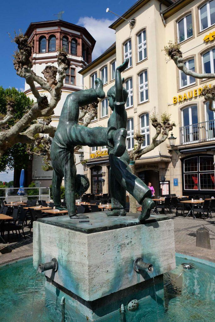 Dusseldorf met kinderen