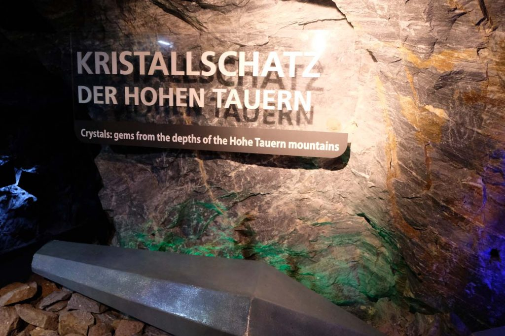 Kitzsteinhorn gletsjer