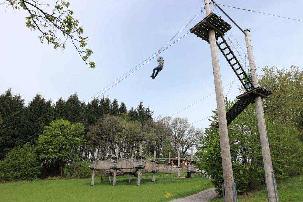 Klimpark in Wald-Michelbach