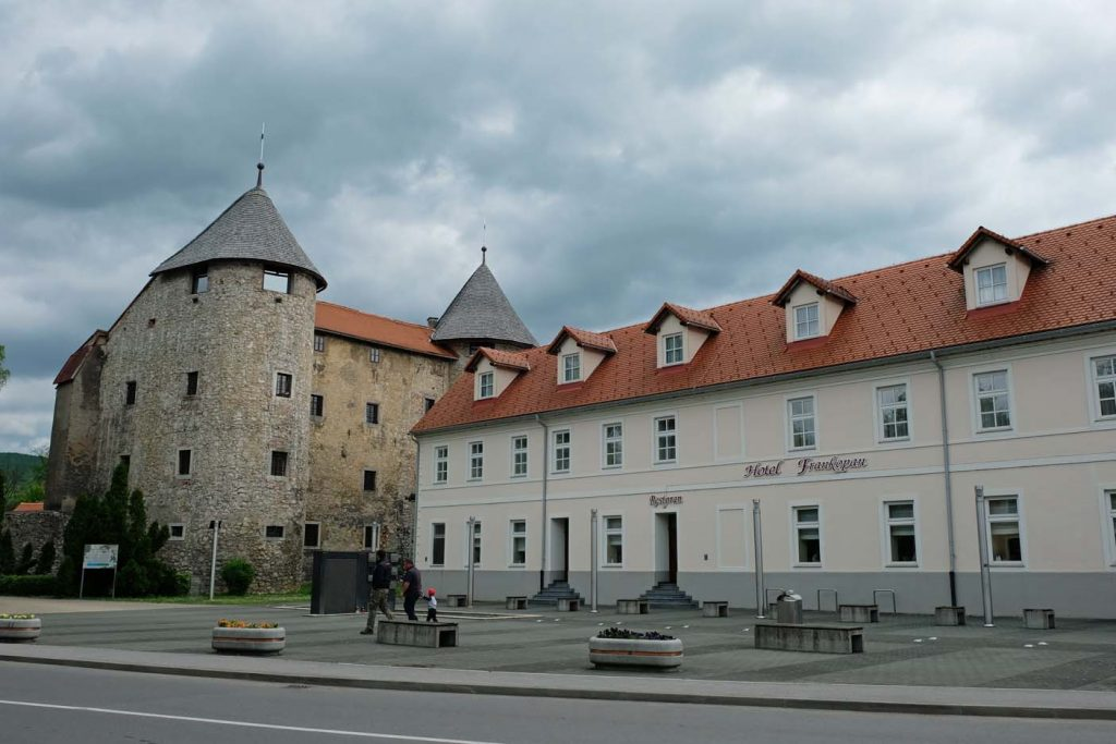 Ogulin kasteel