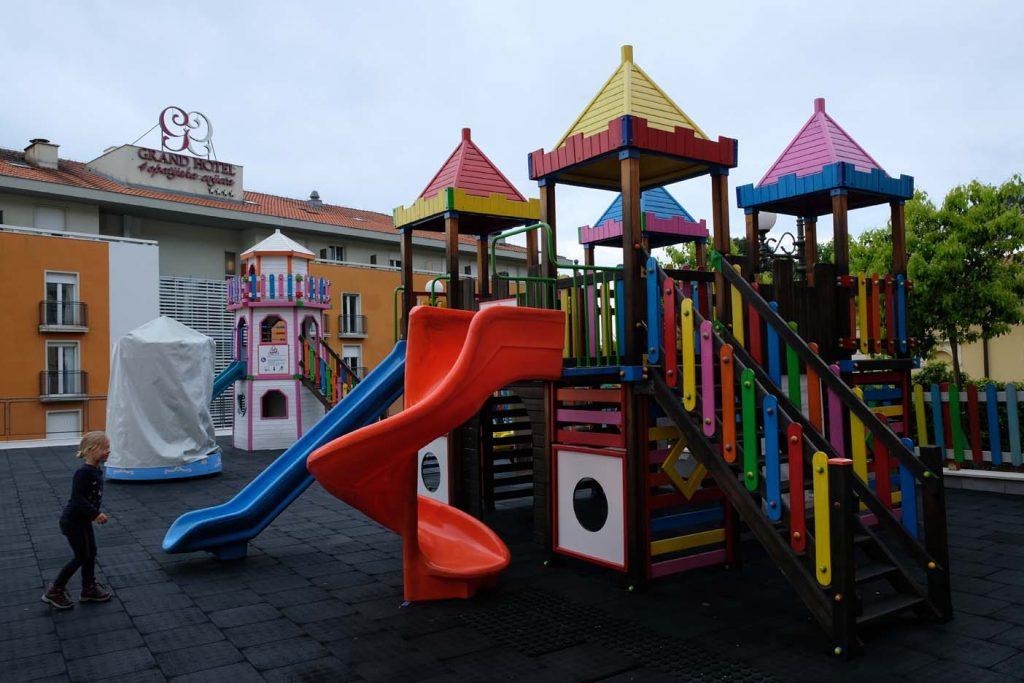 Opatija speeltuin