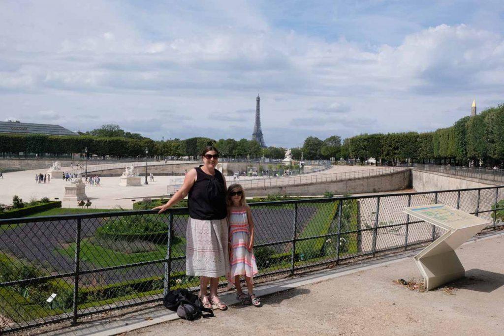 parijs met kids jardin de luxembourg