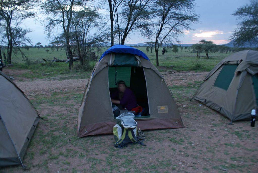 Tanzania kampeersafari