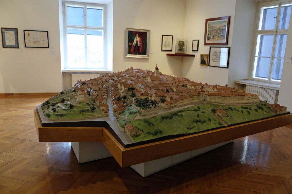 Zagreb city museum