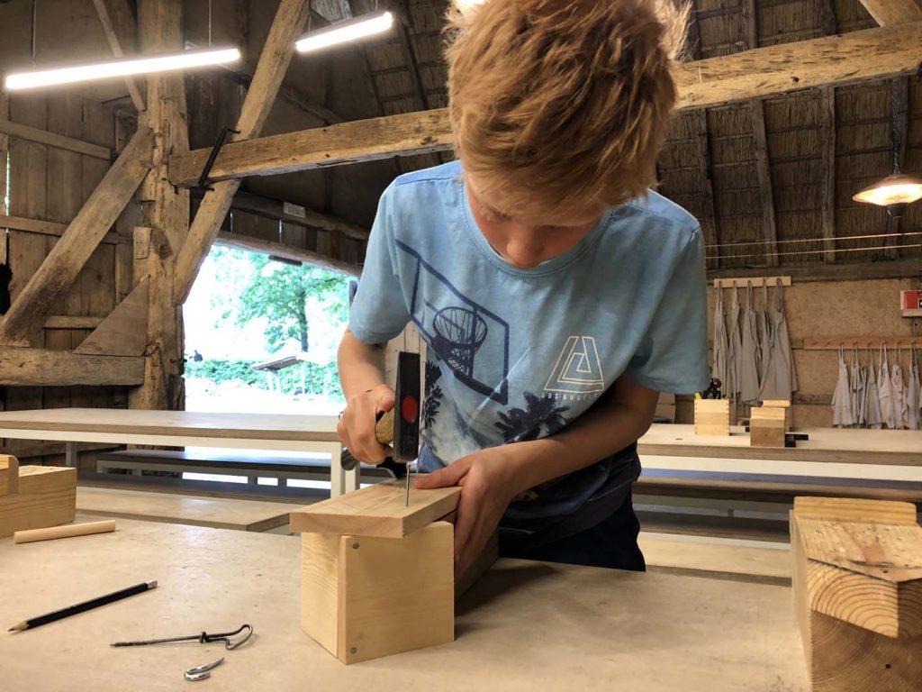 Openluchtmuseum bokrjk hout