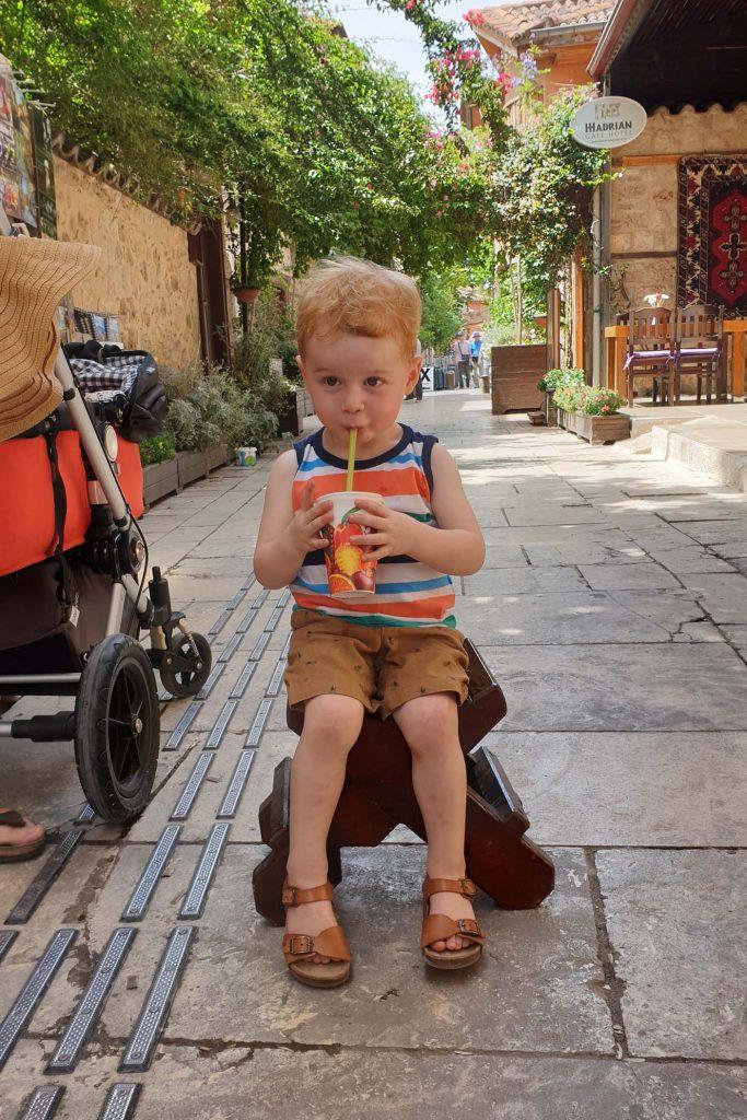 Antalya met kinderen