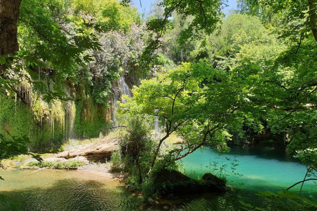Kursunlu watervallen