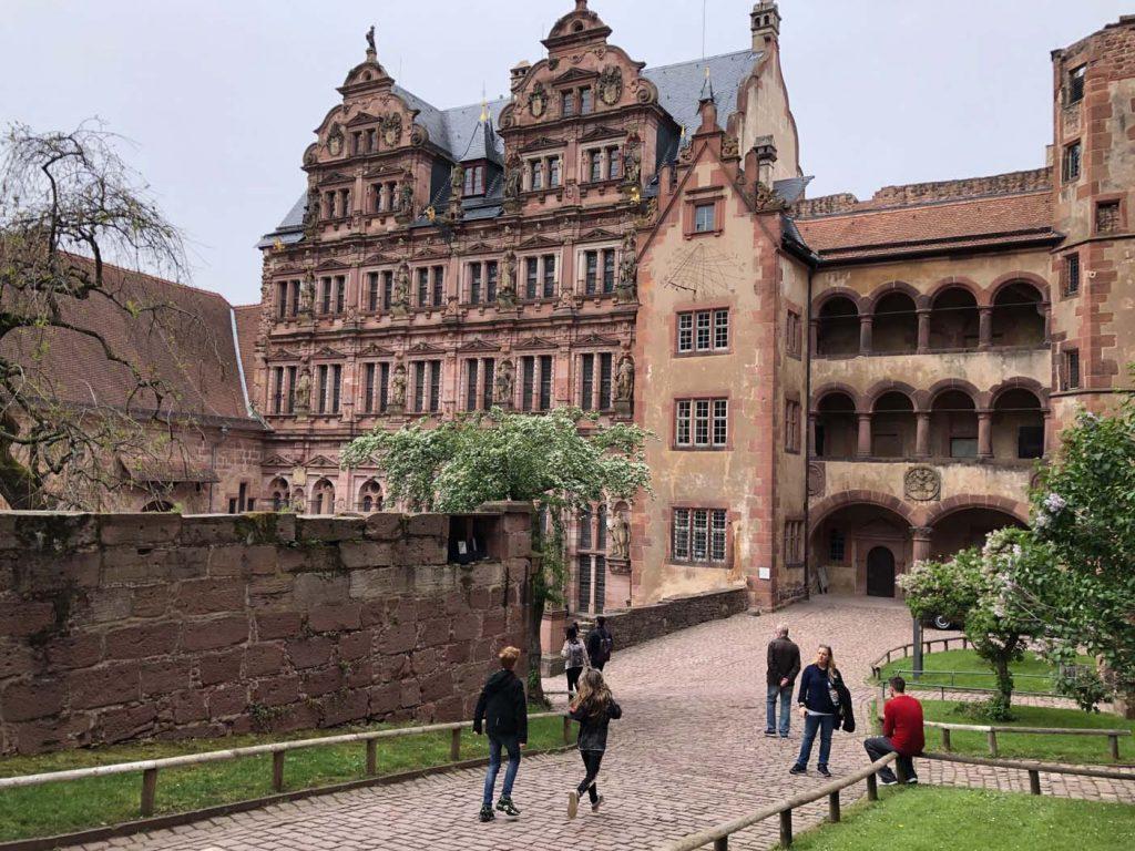 Kasteel Heidelberg