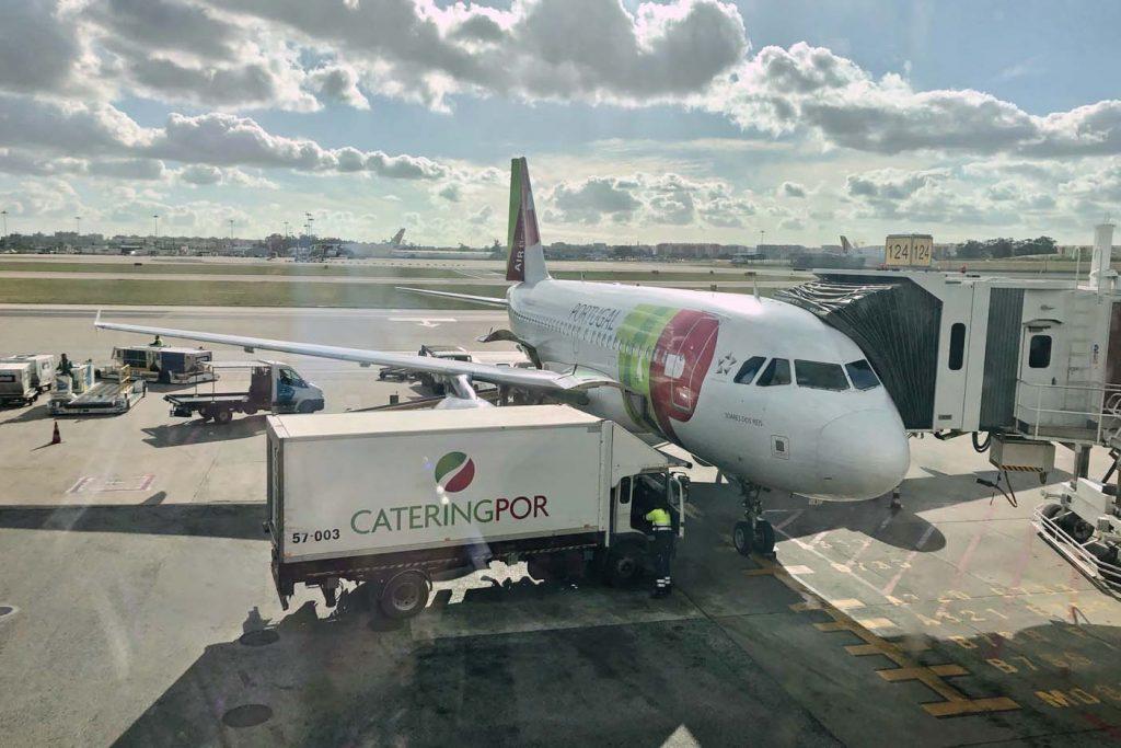 Tap lissabon airport