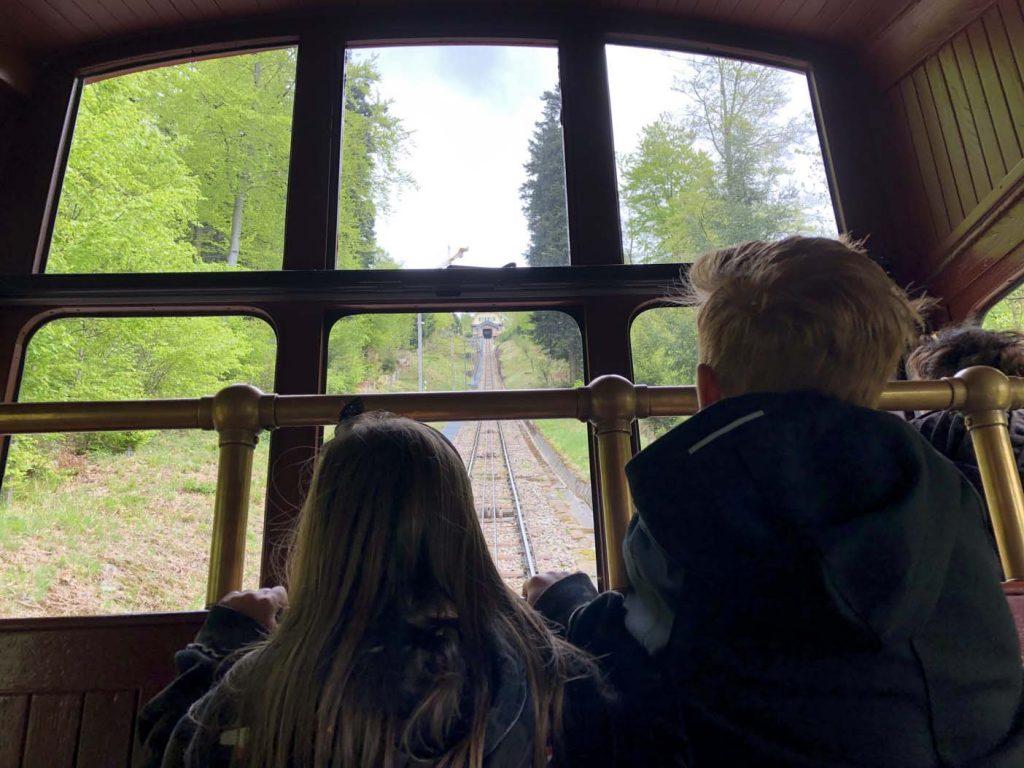 Ritje met de Bergbahn