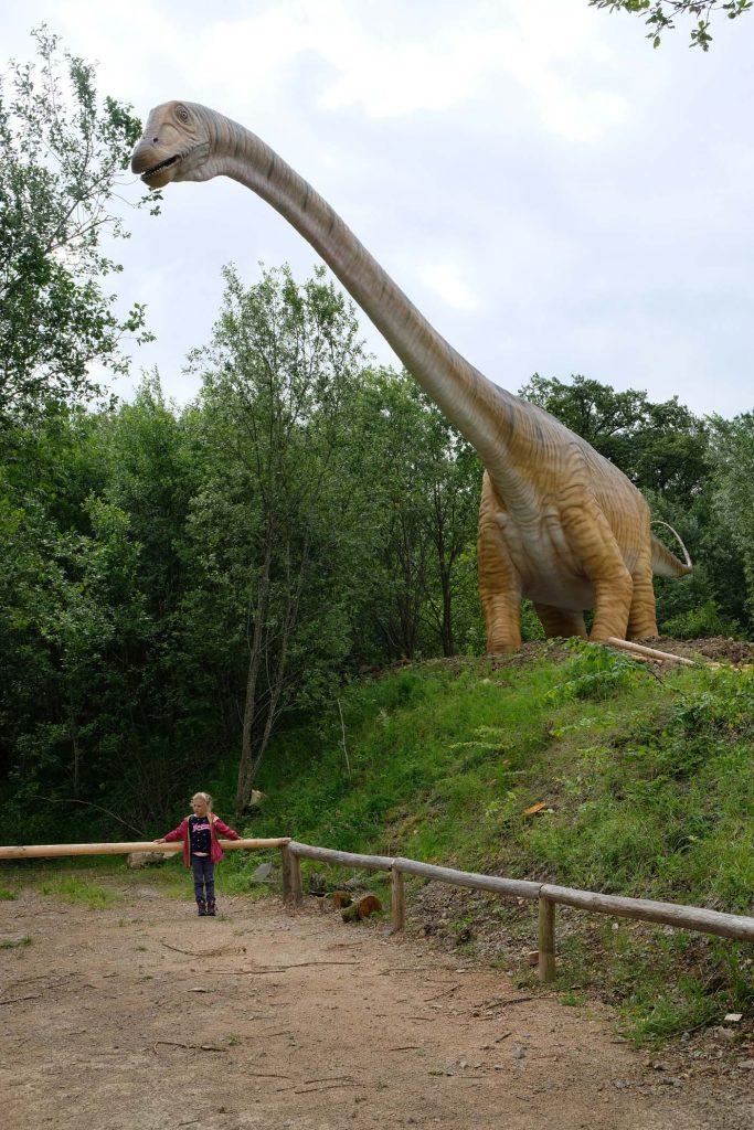 Dinosauriërpark Teufelsschlucht