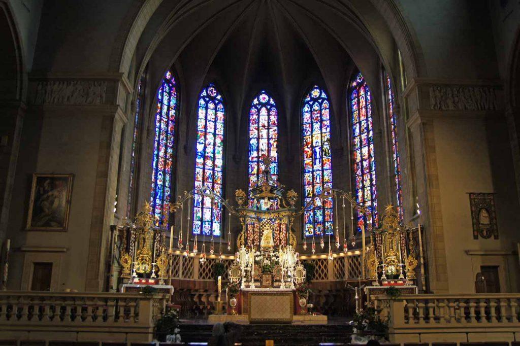 Luxemburg kerk