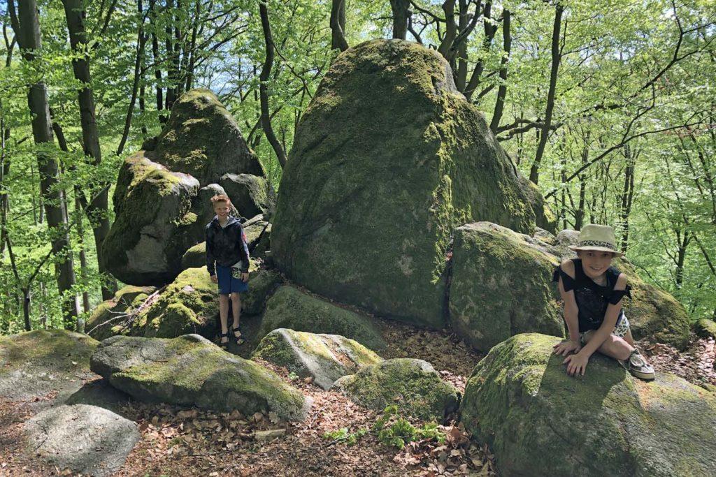 Odenwald met kinderen
