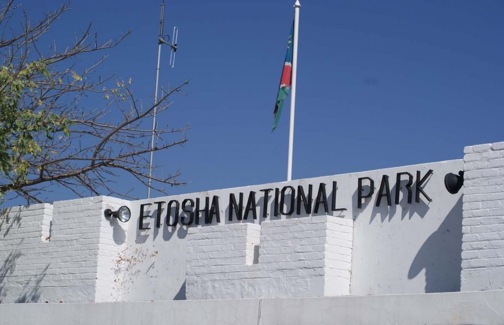 Ethosha national Park
