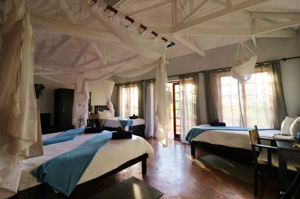 Ethosa safari lodge