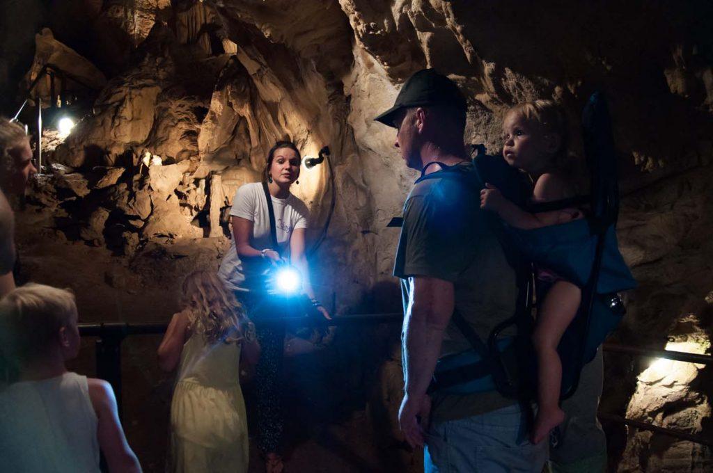 Grotten de soyons Ardeche