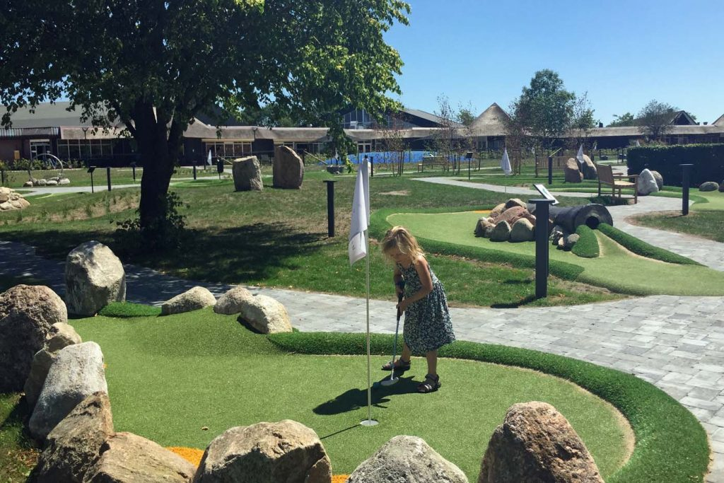 Family Adventure Golf
