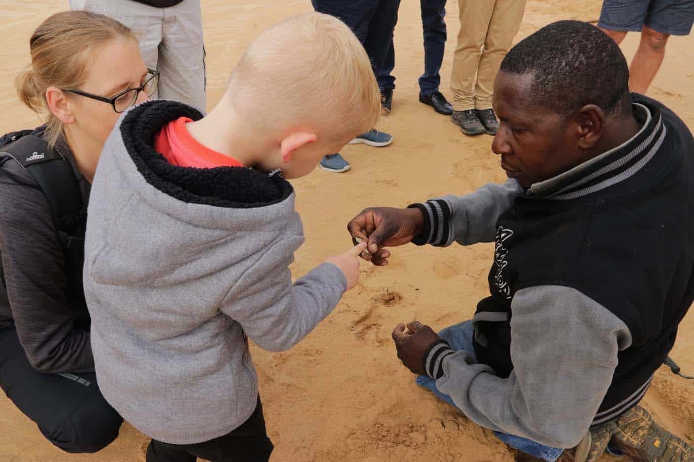 Deserttour in Swakopmund