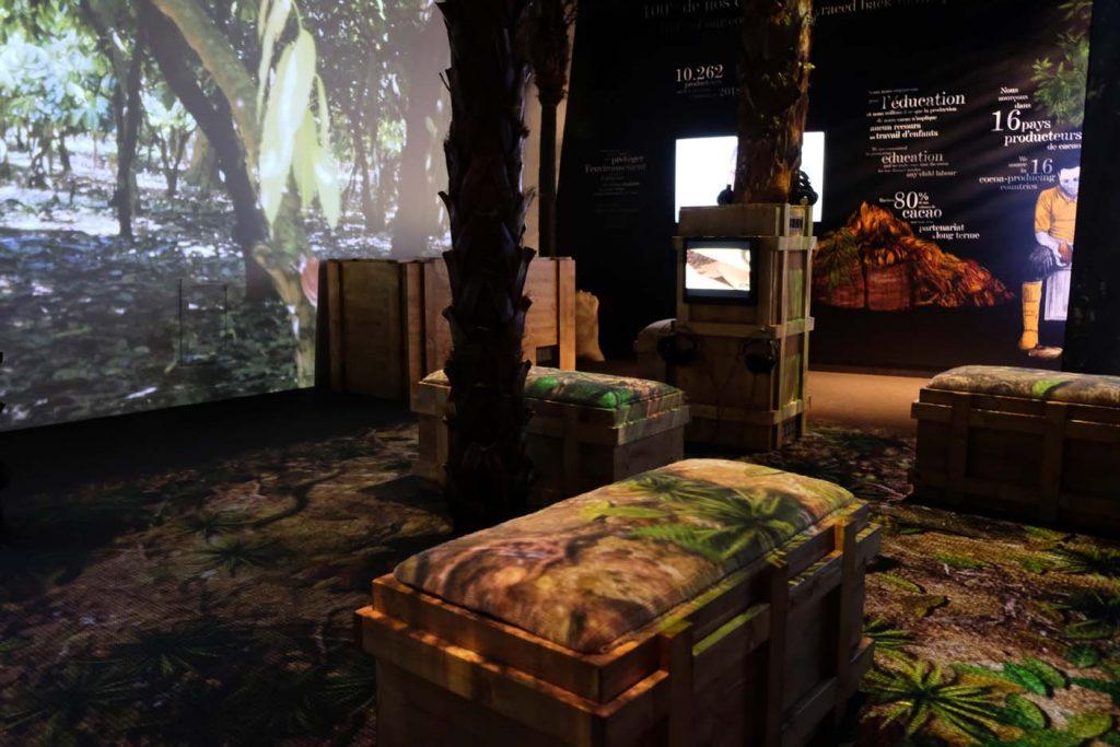 Chocolademuseum  Tain l' Hermitage