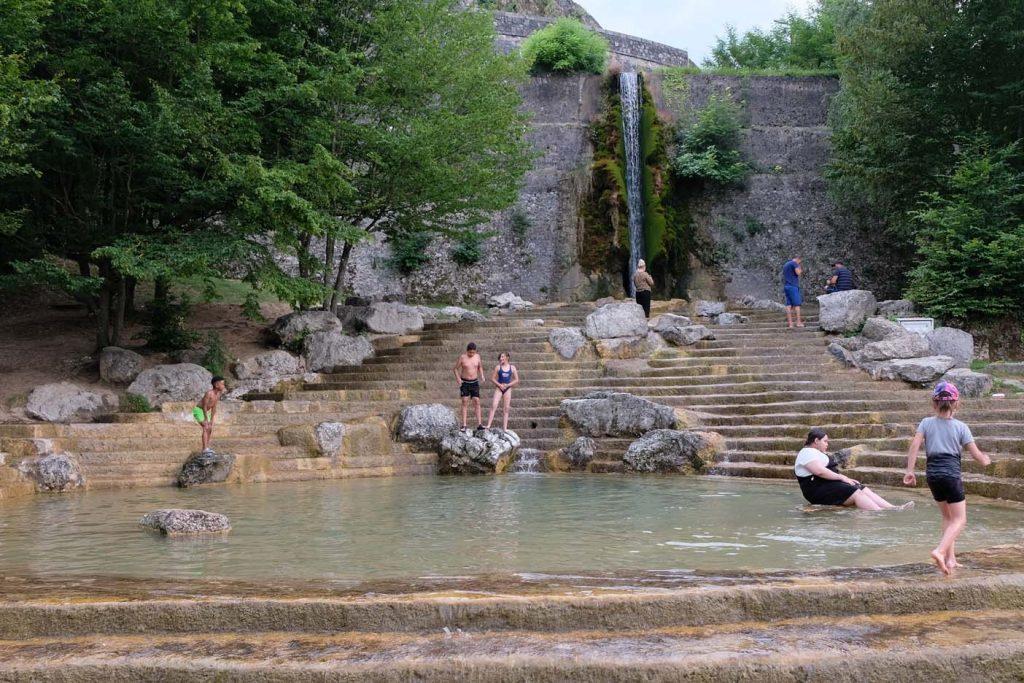 Park en Waterval Pont-en-Royans